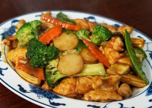 Chicken Mixed Vegetables