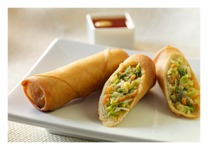 VegetableSpringRolls